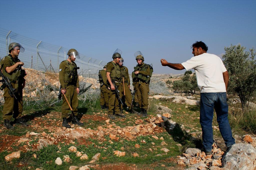 palestine intifada israel