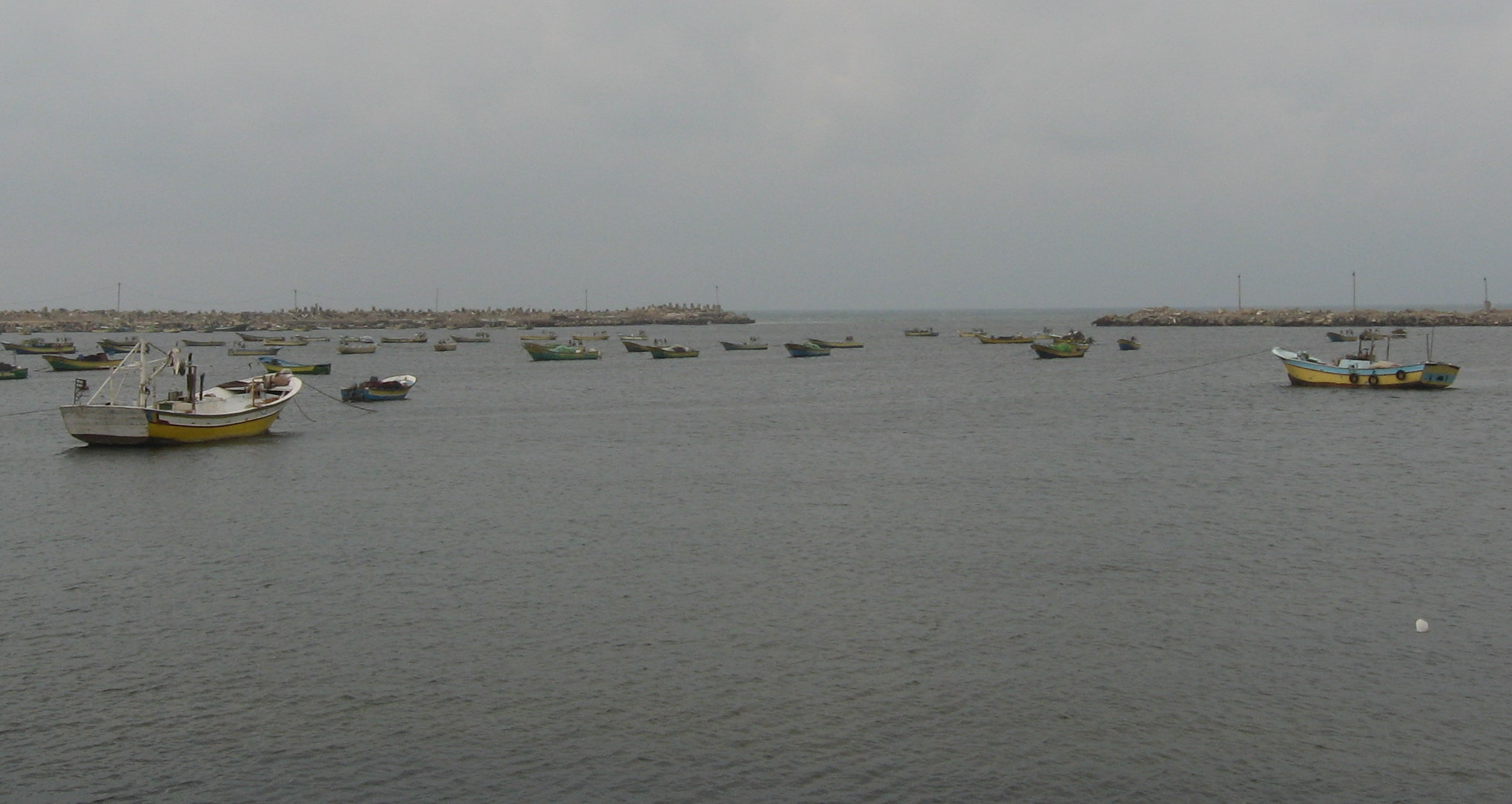 Photo of Gaza coast