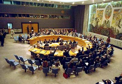 Photo of UN Security Council