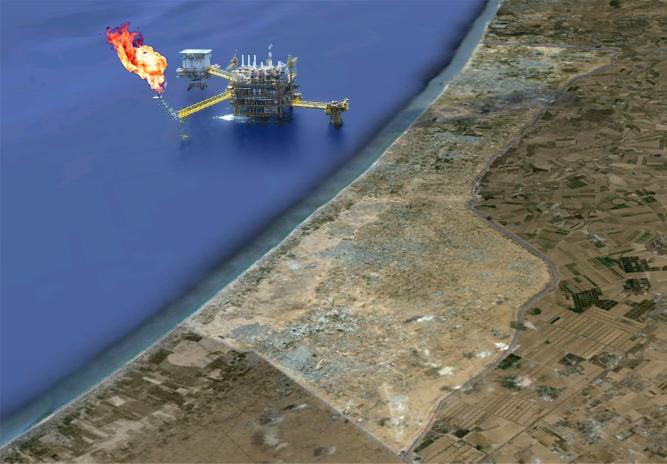حقول الغاز قبالة غزة: نعمةٌ أم نقمة؟ - الشبكة