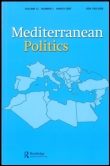 Logo: Journal of Mediterranean Politics