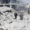 Photo of Gaza devastation