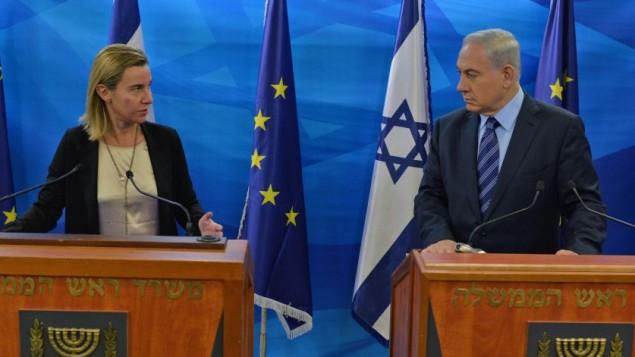 europe palestine israel