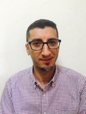 Ahmad Amara Headshot