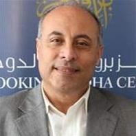 Basem Ezbidi Headshot