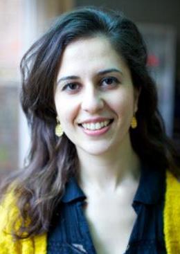 Refqa Abu-Remaileh Headshot