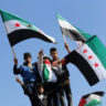 palestinians syrian war