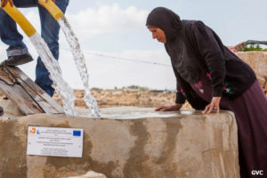 Water Palestine Dajani