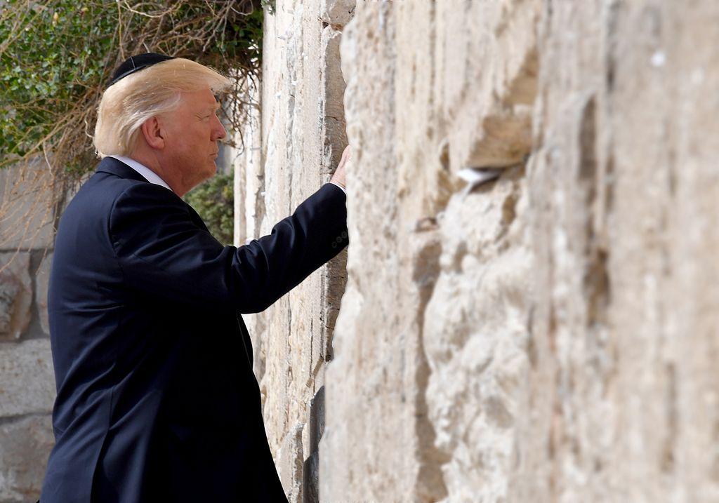 trump's recognition of Jerusalem