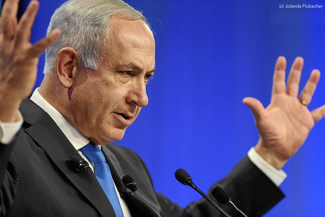 palestinians in israel netanyahu