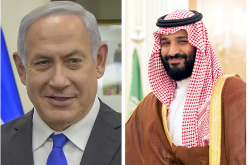 Israel saudi arabia alliance
