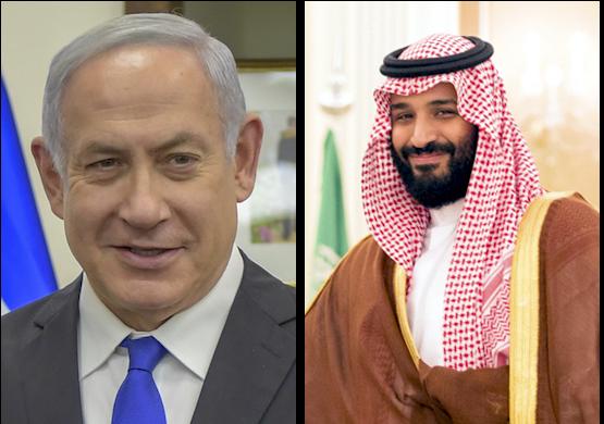 Israel saudi arabia alliance