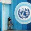 UNRWA palestinian refugees