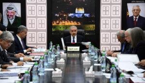 palestinian authority ishtayeh