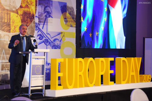 EU aid to Palestine