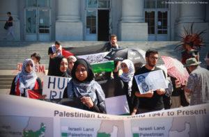 palestine advocacy SJP Berkeley