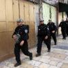Israeli closure Palestinian Jerusalem institutions